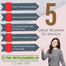 5 Reason to Change your drycleaners