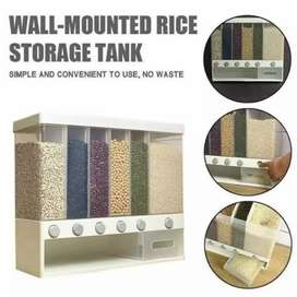 Wall Mounted Rice Storage Tank