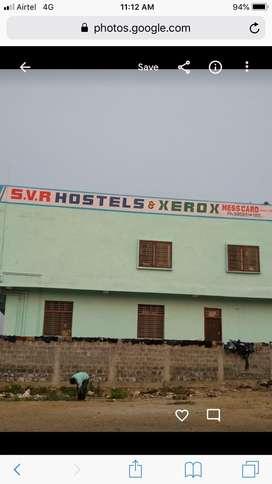 Running hostel