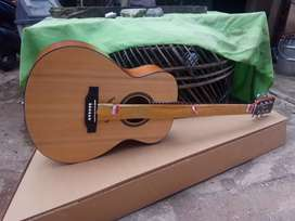 Gitar akustik original Bengawan new