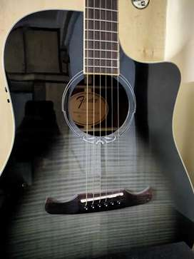 Fender T-bucket 300 CE guitar