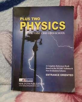 PLUS TWO PHYSICS (HSE/VHSE/CBSE/OPEN SCHOOL)