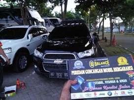 Shock Mobil jadi lebih awet jika dibantu dg Karet BALANCE Sport Damper