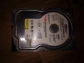 80GB Pata HDD WD (Antique)