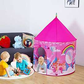 """Baby Tent James, a community broadly called """"the metropolis that"""