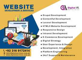 Website Designing Development | Domain Hosting Services