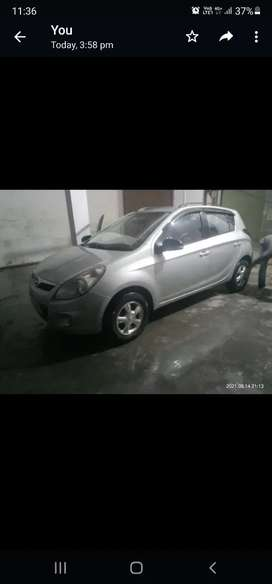 Hyundai i20 alloy wheel
