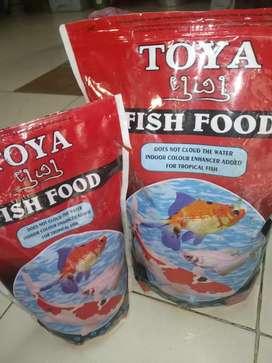 Toya Fish food