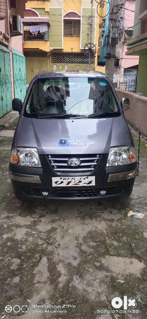 Hyundai Santro Xing 2011 Petrol 27000 Km Driven 0