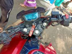 Apache Rtr 200 model with excellent condition