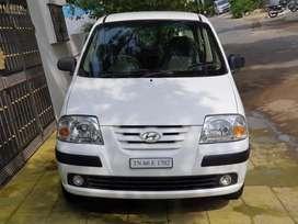 Hyundai Santro Xing GLS LPG, 2011