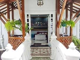 Rumah Luxury Tepi Jalan Besar di Tembi Jl. Paris Km.8 Dekat ISI