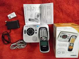 Uniden Dect 6.0 cordless landline phone.