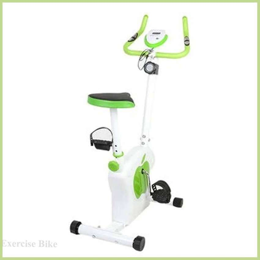 Apple Magnetic Exercise Cycle, Gym Bike.  If you want to be a hit in l