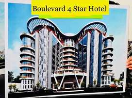 Boulevard Hotel And Club Full Paid File.