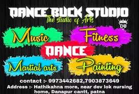 Dance buck studio