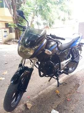 Bajaj Pulsar 150cc Black Self start single owner Excellent condition