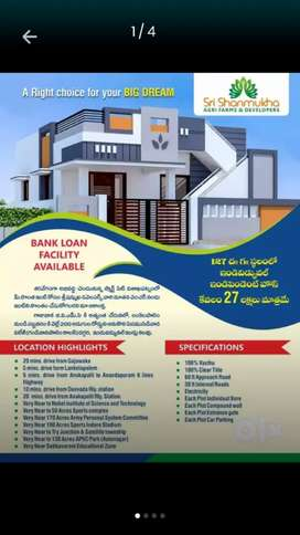 Pongal offer:25lacs me individual house