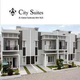 Dijual Perumahan City Suite Siap Huni.