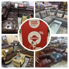 PROMO DAHSYAT ! KING MEBEL Cuci Gudang Cash/Kredit Tanpa Dp & Bunga 0%