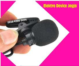 GADGET Mic Clip-On. Recording == Voice LEBiH JELASS dari mic internal