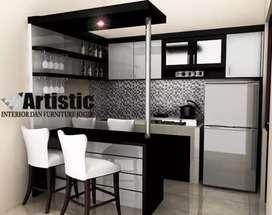 Lemari kitchenset meja dapur murah berkualitas