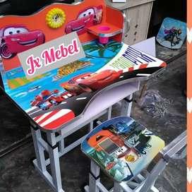JX MEBEL Meja Belajar Anak + Kursi Pekanbaru