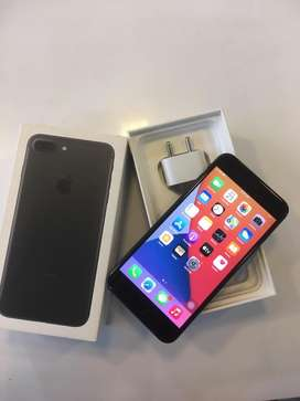 IPHONE 7plus 128GB BRAND NEW WITHOUT USED IPHONES