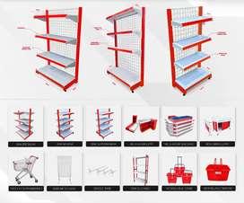Rak Gondola Display Toko | Promo Agustus Mantap