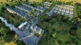 Perumahan cluster mewah lengkap kota Salatiga