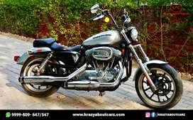 Harley Davidson Superlow 883 2015