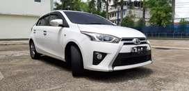 New Toyota Yaris 2014 Manual Cakep terawat