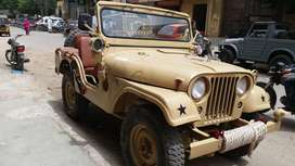 American Army jeep willys