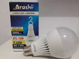 Emergency lampu Arashi 15W