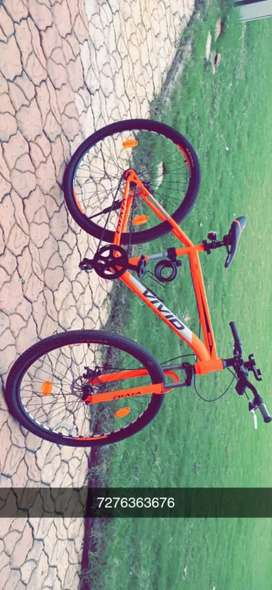 Sell my bicycle  Hunter 13kg Weight only 5day old N Fully accessories
