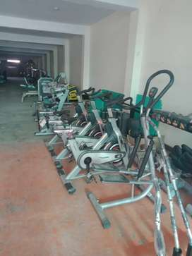 Gym equipment islamabad