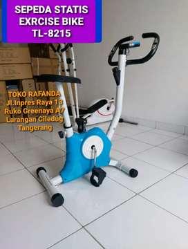 Alat Fitneess Exericse Bike TL-8215