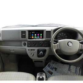 """V7 Suzuki Every 7"""" Android LCD Touch Panel Screen GPS navigation DVD"""