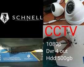 Alat keamanan kamera cctv pasang cawas