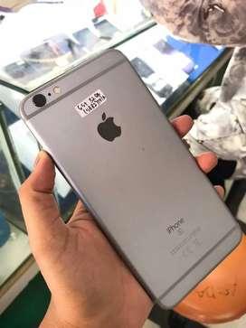 MASIH READY !! SECOND IPHONE 6S PLUS 32 GB INTER GREY