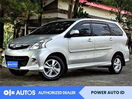 [OLXAutos] Toyota Avanza 2014 Veloz 1.5 Bensin A/T Silver #Power Auto
