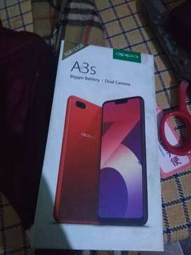 Oppo A3s  3/32 with guranty