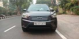 Hyundai Creta 1.4 CRDi Base, 2017, Diesel