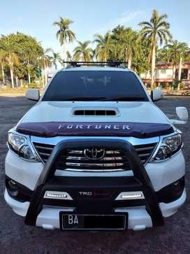 Toyota Fortuner G TRD Vnt 2013 M/T DIESEL