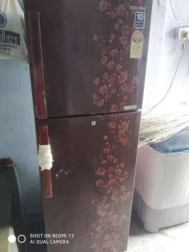 Samsung 5 star double door fridge