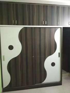 Fully furnished Flat for resale at Padmanagar I