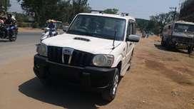 Mahindra Scorpio 2002-2013 EX, 2013, Diesel