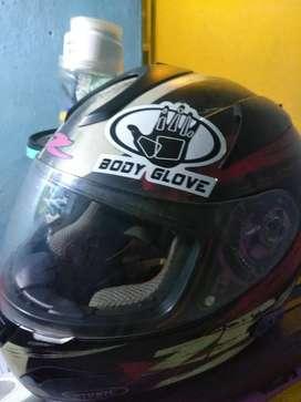 Helm zeus ukuran M. Full face