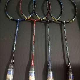 Raket Badminton Power max voltaic max-force 33lbs