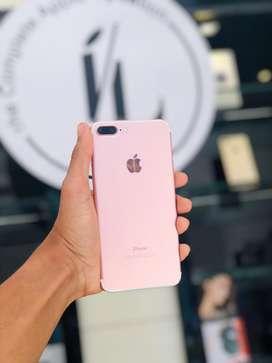 Iphone 7+ 128gb & 256gb